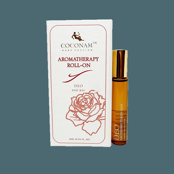 Tinh Dầu Lăn - Khử mùi - 10ML
