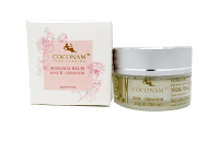 Body Massage Balm - Rose & Geranium - 20gr