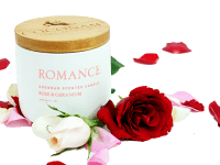 Scented candle - ROMANCE - 200ml
