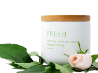 Scented candle - FRESH - 200ml