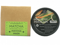 Musk Mask Powder - Matcha - 100GR
