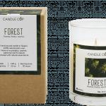 CANDLE CUP - Nến thơm thiên nhiên - FOREST - 100GR