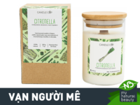 Scented Candle - CITRONELLA - 200GR
