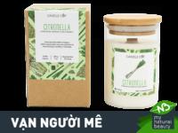 Nến thơm thiên nhiên - CITRONELLA - 200GR