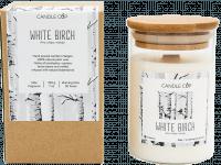 Nến thơm thiên nhiên - WHITE BIRCH - 200GR
