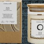 CANDLE CUP - Nến thơm thiên nhiên - ZEN - 200GR