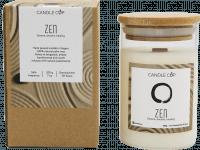 Nến thơm thiên nhiên - ZEN - 200GR
