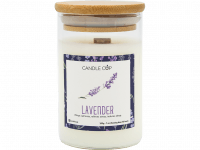 Scented Candle - LAVENDER - 200GR
