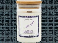Scented Candle - LAVENDER - 200GR