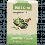 GREEN GARDEN - Xà phòng - Matcha - 100GR