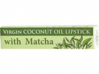 Lip balm - Coconut oil and Matcha - 4GR