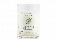 Scented Candle - WHITE TEA - 100GR