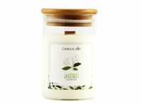 Scented Candle - JASMINT - 200GR