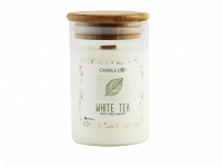 Scented Candle - WHITE TEA - 200GR