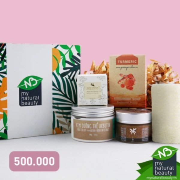 Giftbox Natural Body