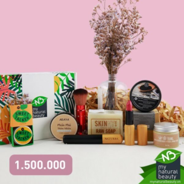 Giftbox Natural Make-Up