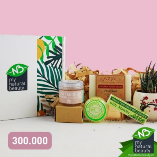 Giftbox Natural gift