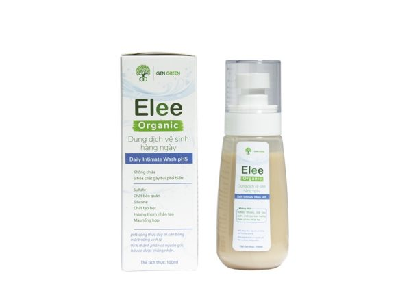 ELEE DAILY INTIMATE WASH PH5 - 100ML