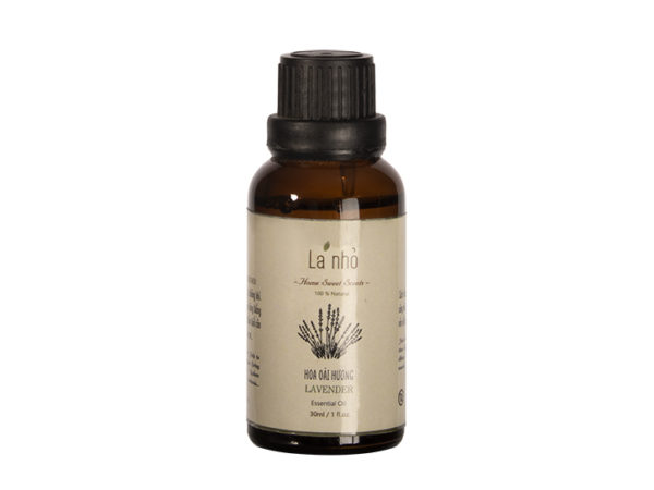 La Nho Natural Distilled Essential Oil Lavender 30ml