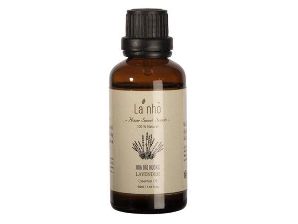 La Nho Natural Distilled Essential Oil Lavender 50ml