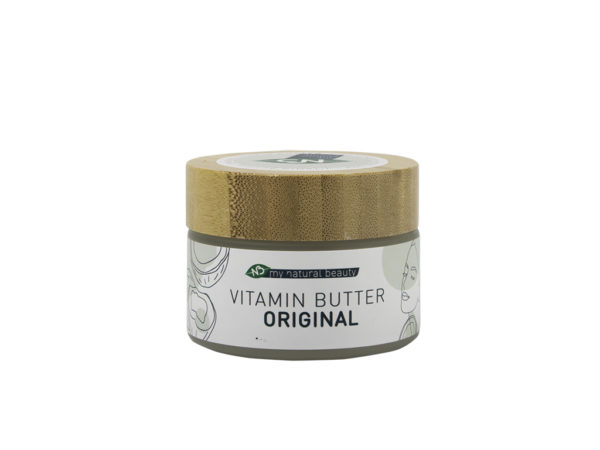 Natural Beauty vitamin butter coco original