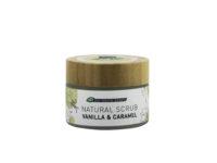 Natural scrub Vanilla & Caramel