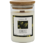 Candle Cup Scented Candle Forest 200GR