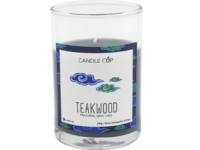 Scented Candle - TEAKWOOD - 200GR