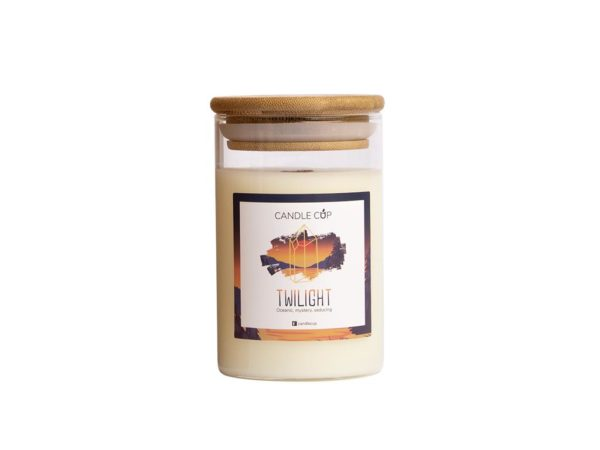 Candle Cup Scented Candle Twilight 200gr