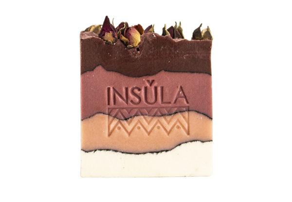 Insula Rose Soap