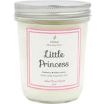 La Nho Scented Candle Little Princess Strawberry Jasmine 325gr
