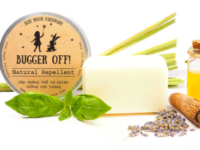 Bugger Off Insect Repellent Lotion Bar