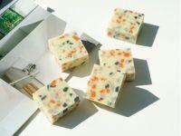Orange Cinnamon Terrazzo Soap
