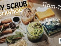 BODY SCRUB WORKSHOP