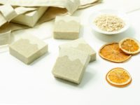 Oatmeal soap 80gr