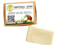 Olive Bar Soap - 120g