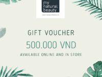 Gift Voucher 500.000VND