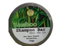Bamboo Shampoo Bar - 75g