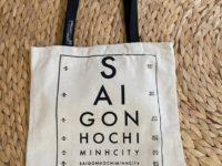 Saigon HCMC Shopping Bag