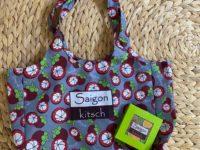 Saigon Kitsch Shopping Bag