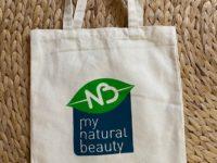 My Natural Beauty Shopping Bag