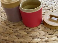 Bamboo Lacquer Box