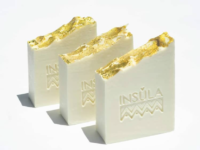 Silk Soap with Gold Layer - 60g